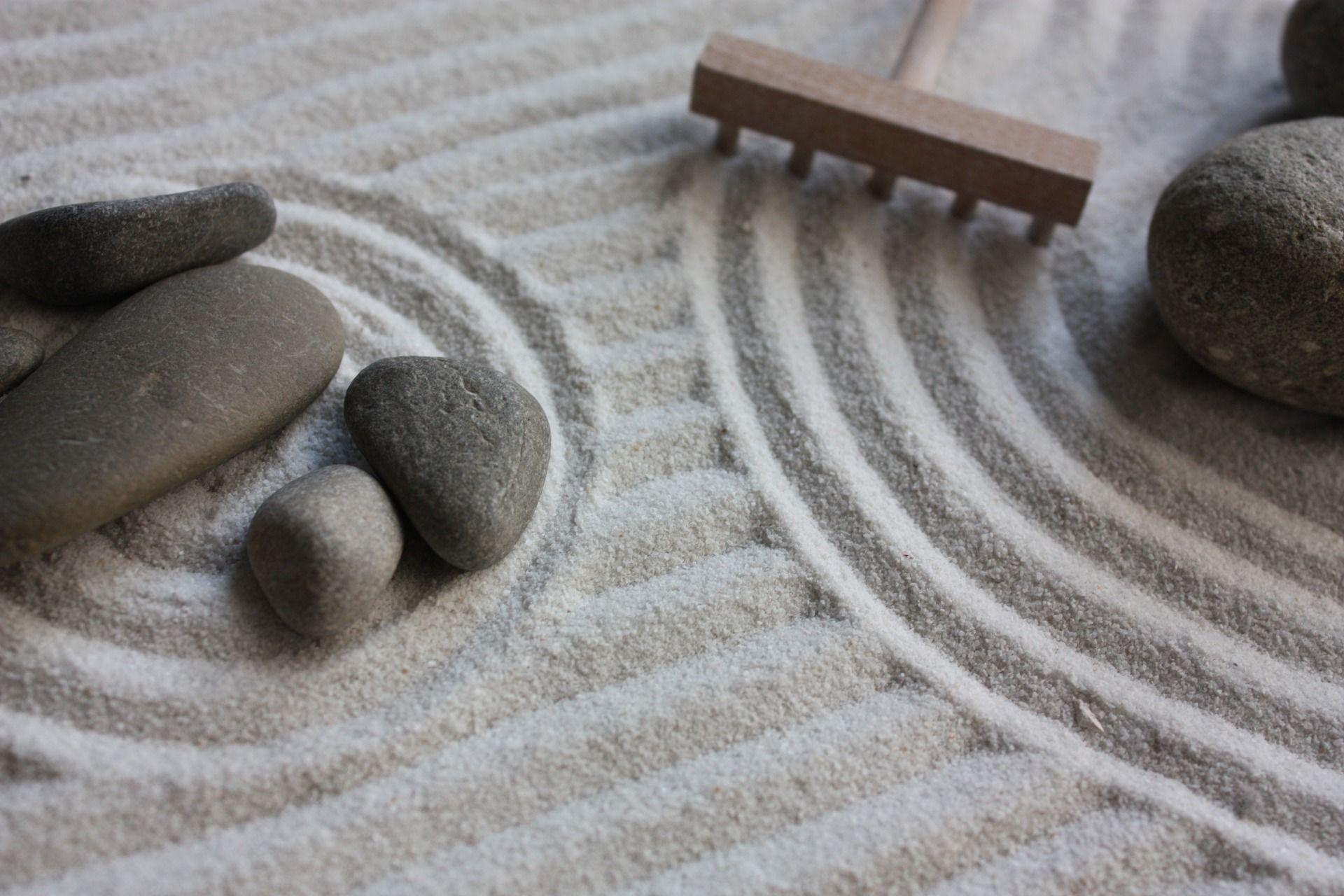Fai Da Te Giardino Zen giardino zen in miniatura da tavolo: come costruirne uno per