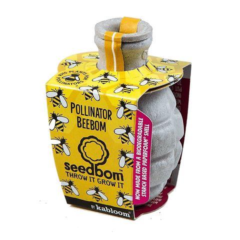 Seedbom • Pollinator Beebom