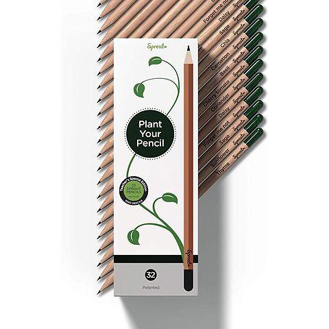Box da 32 Matite Sprout personalizzate